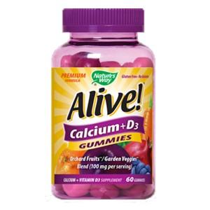 Alive-Calcium+-D3-Gummies-60s