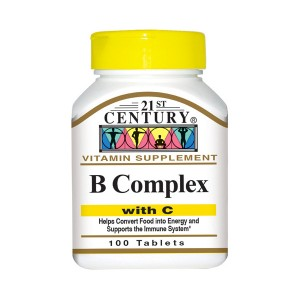 B-Complex-With-C-100's-Bottle