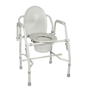 Commode-Adjustable-With-Drop-Arms