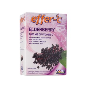 Effer-C-Elderberry-30's-Box-Sugar