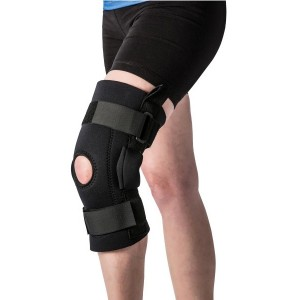 Knee-Support-Hinged