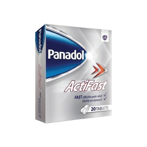 Panadol-Actifast-20's