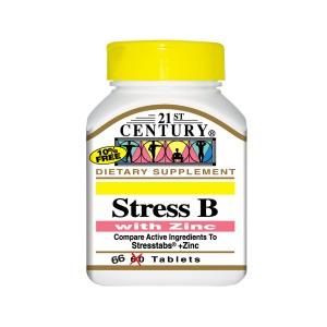 Stress-B+-Zinc-Tabs-60s