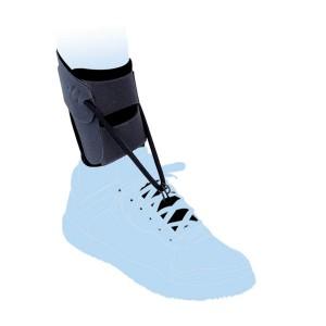 Textile-Drop-Foot-Orthosis