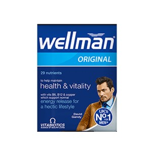 Wellman-Tablet