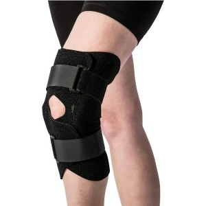 Wraparound-Knee-Support